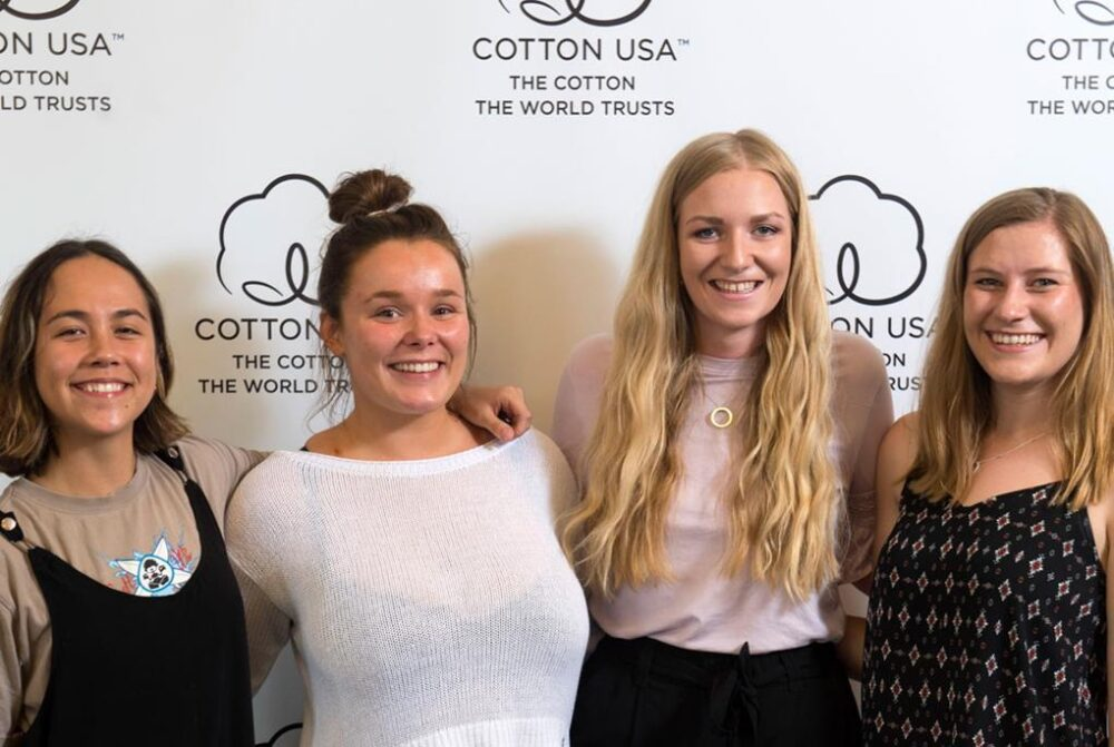 Cotton Usa Innovation Competition Awards Uk Student Cotton Usa